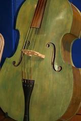 Big Bass (eyriel) Tags: instrument stringstringsmusicalgreenwoodmacro