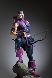 Hawkeye | Statue | Kotobukiya