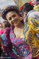 Caporales Centralistas - Bloque Méxic (zombyy) Tags: carnaval 2018 oruro bolivia caporales