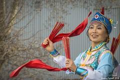 Chinese New Year celebrations in Eastville (zolaczakl) Tags: newyear chinesenewyear eastville february 2018 nikond7100 photographybyjeremyfennell nikonafsnikkor24120mmf4gedvrlens dancer dance costume uk england