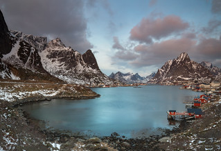 Hamnøy - Lofoten Islands, Norway