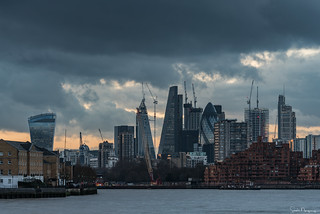 The Disappearing Storm, London