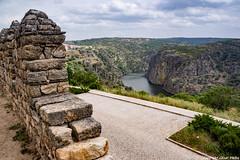 Miranda do Douro (cvielba) Tags: duero muralla centrohistorico embalse mirandadouro portugal rio