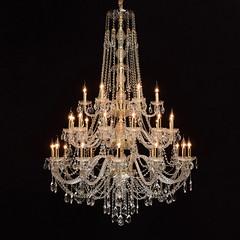Lustre Crystal Jaune 30 X 40W (emmanuel_delahaye) Tags: lustres mobilier deco chiaro recollection decointerior interiordesign design home luminaires suspensions lu