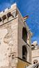 Medieval City Gate ( Torres de Quart) Valencia (Fujifilm X70 28mm f2.8 Trans-X APS-C Compact)  (1 of 1) (markdbaynham) Tags: valencia valencian spainish spain es espana espanol urban metropolis x70 transx fujifilm vlc fujinon 28mm prime fixedprime compact fujista toreesdequart towers medieval citygate historic famous