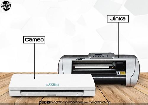 Bagus Mesin Cutting JINKA atau Silhouette CAMEO…?