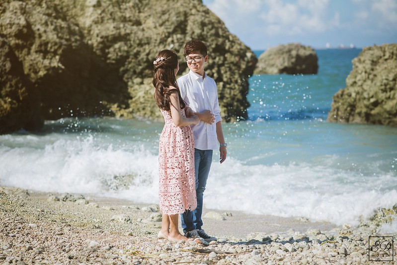 [自助婚紗] 泰源&LaLa|西子灣