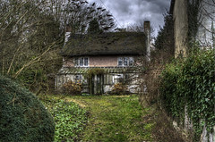 The Warren (nigdawphotography) Tags: cottage derelict abandoned hertfordshire