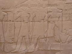 Souls of Nekhen, Karnak (Aidan McRae Thomson) Tags: karnak temple luxor egypt ancient egyptian relief