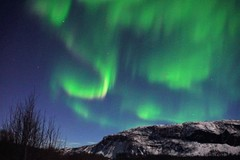 Dreamlike (little_frank) Tags: northernlights auroraborealis alta norway finnmark nature winter january night wonder beauty amazing landscape sky skyscape miracle green display brilliant 2018 fantastic fantasy dream auroraboreale scandinavia incredible