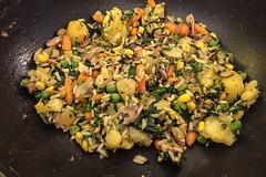 Veggie Rumfort (maxst001) Tags: 2018yip essen essenmitchristine gemuese food kochen vegan vegetable wien austria