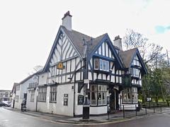 The Thatched House - Poulton-le-Fylde (garstonian11) Tags: pubs lancashire poultonlefylde realale camra gbg2018