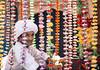 Jaipur (ottoemezzoo) Tags: india indian nikon street color portrait asia jaipur flowers beautiful