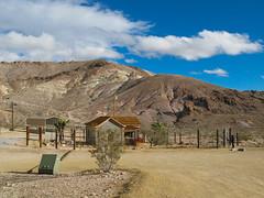 Death-Valley-35 (vaabus) Tags: 29 rhyolite nevada ghosttown goldenrush rust ruins desert mining structure building canon travel nature wilderness