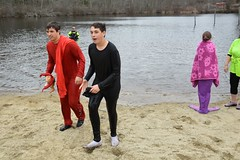 TEF 022418 127 (Tolland Recreation) Tags: boys girls kids children youth men women adults swimming plunge fundraiser volunteers sponsors beach tolland connecticut eagle freeze