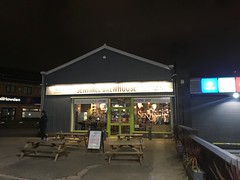 Sentinel Brewhouse, Sheffield 2018 (Dave_Johnson) Tags: sentinel sentinelbrewhouse sentinelbrewery brewhouse brewery pub bar alcohol ale beer realale brewing shorehamstreet sheffield southyorkshire