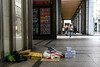 _DSC7100-2 (carlo_gra) Tags: turin turincitycenter torino homeless piazzasancarlo viaroma piazzacln cinemalux teatrocarignano palazzoreale palazzomadama piazzacastello teatroregiotorino