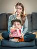 Popcorned 19/365 (stevemolder) Tags: popcorn 365 project butter couch funny national day strobist off camera lighting