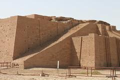 Ur  (3).JPG (tobeytravels) Tags: iraq ur sumaria mesopotamia ubaid ziggurat urnammu nanna nabodinas woolley neosumarian