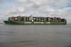 CSCL Star_DVL6563 (larry_antwerp) Tags: csclstar chinashipping container mediterraneanshipping schip ship vessel 船 船舶 אונייה जलयान 선박 کشتی سفينة schelde 斯海尔德河 スヘルデ川 스헬더 강 رود شلده سخيلده