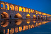Si-o-Se Pol Bridge, Isfahan, Iran (Feng Wei Photography) Tags: islamicculture persianculture middleeast tranquility art persian reflection colorimage river dusk bridge islamic traveldestinations unesco famousplace tranquilscene iran iranianculture travel siosepolbridge builtstructure islam architecture isfahan unescoworldheritagesite horizontal landmark tourism irn