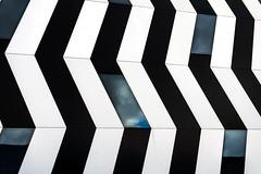 Logistic Center 2 (Guy Goetzinger) Tags: goetzinger d850 nikon architecture sw blackwhite lagerhaus building aarau aargau facade urban industrial haus fassade batiment explore black white line 2018