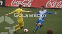 Villarreal CF B 0-1 CD Alcoyano (04/02/2018), Jorge Sastriques