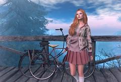 Daydream Believer (Serena Snowfield) Tags: sbbia serenasnowfield truthhair borneo secondlife