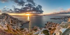 Sunrise (J-Marc) Tags: seascape marseille frioul sunset méditerranée canon5dmarkiv canon1635f4l nisifilters sun clouds nuages