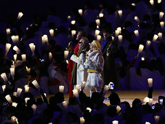 Ceremonia De Inauguracion PyeongChang 2018 10