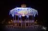 Kiosko de la Florida (Javier Colmenero) Tags: quiosco vitoriagasteiz nocturna navidad nikon nikond7200 sigma sigma1020 euskadi kiosk fotografíanocturna noche night nightphoto park christmas luces lights