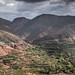Atlas Mountains. Hi-Res Panoramic.