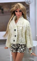 Hand knitted sweaters by HABILISDOLLS (dolls&fashion) Tags: habilisdolls habilisdollscreations habilisdollsfashionroyalty knitwear handknitted fashionroyalty fashion fashionroyaltydolls fashiondolls