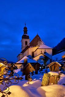 St. Sebastian Ramsau, Bavaria