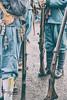 Gun Talk..... (Lauren Taliana) Tags: kingcharlesi reenactors englishcivilwar weapon soldier rifle rifles gun england london charlesi reenactor costume historical history nikon nikkor flickr elements