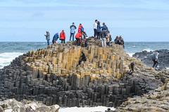 Giant's Causeway, Northern Ireland (PMillera4) Tags: giantscauseway ireland northernireland tourists