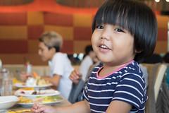 Happy kid (Samsul Adam) Tags: swensens vivo city singapore kid smile fujifilm xt1 fujinon 35mm f14 2018