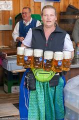 Make way! (Alaskan Dude) Tags: travel germany europe bavaria munich munchen oktoberfest beer art people portraits costumes fun