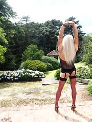 2017.12-20 (SamyOliver) Tags: samyoliver samanthaoliver samyoliverbr fashion crossdresser transvestite travesti stockings highheels bigender genderfluid queer genderqueer lingerie sexy sexymodel sensual nylon nature
