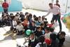 "11 Enero 2018. Entregan pelotas, ""J.N. Tiani-Xochitl"", barrio Xixitla. (Gobierno de Cholula) Tags: pelotas jntianixochitl barriodexixitla cholula puebla"