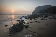 Sunrise from Tai Long Wan, Hong Kong (Lamuel Chung) Tags: landscape sunrise hongkong