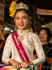 Smiling girl (Never.Stop.Searching.) Tags: borsang umbrellafestival chiangmai festivals thailand people parade