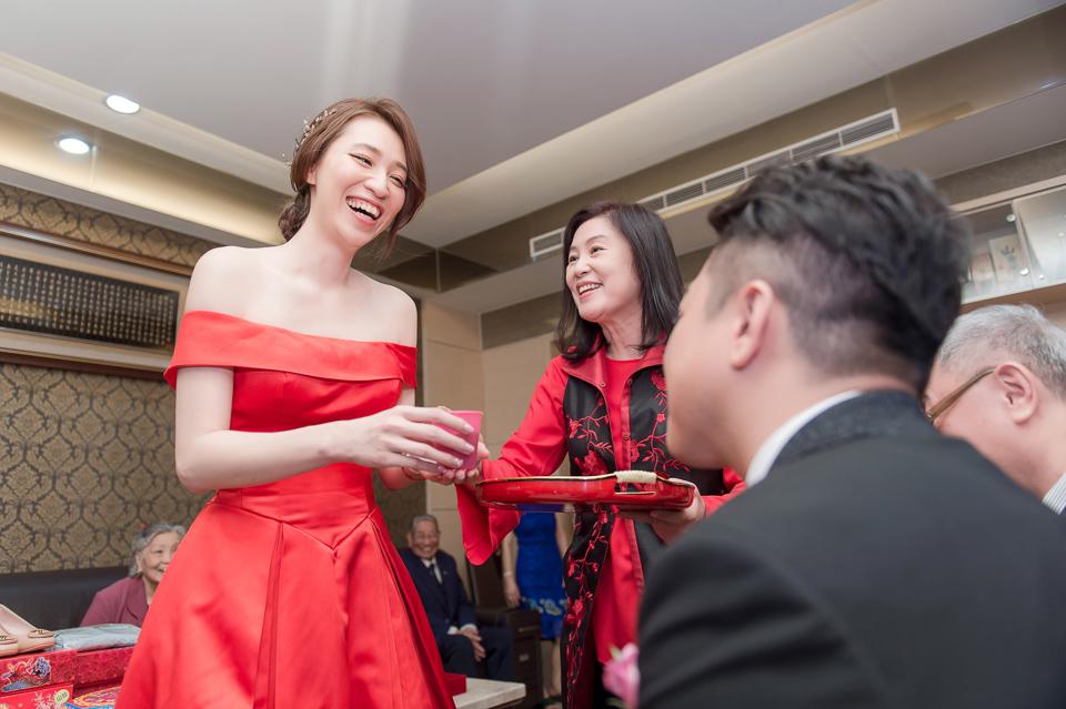 婚攝 高雄林皇宮 婚宴 時尚氣質新娘現身 S & R 014