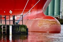 Scarred - Aberdeen Harbour Scotland 15/1/2018 (DanoAberdeen) Tags: aberdeen aberdeenscotland aberdeencity abdn aberdeenharbour grampian granitecity uk gb tug tugboat seafarers seaport seascape harbour nikon nikond750 northseasupplyships northseasupplyvessels nikkor northsea northeastsupplyships northeastsupplyvessels sea workboats footdee fittie fitdee dano danoaberdeen danophotography shipspotters shipspotting ships boats water riverdee sky bluesky nimbus cumulus 2018 candid amateur merchantnavy autumn winter scotland spring summer scotia scottish skottland škotija restrained rope tiedup helddown abused beaten weathered crusty rusty oilandgas supplyships offshore oilrigs wasser river offshoreships oilships schotland aht abz merchantships