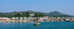 Lamma Island, Hong Kong (James Banko Photography) Tags: this image is copyrighted by james banko island travel hongkong photography minolta melbournephotographer manual minimal panorama landscape urbanlandscape