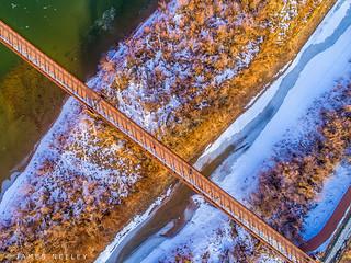 Colorado Footbridge