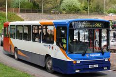 20512 M468 ASW (Cumberland Patriot) Tags: stagecoach western buses north west england tower street carlisle cumbria volvo b10m b10m55 alexander ps dp48f single deck saloon 512 20512 m468asw step entrance bus scotland derv diesel engine road vehicle 382 lockerbie