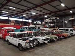 Abarth Works Museum / Guy Moerenhout Racing (Skitmeister) Tags: abarth works museum moerenhout car auto pkw voiture minivan bus fiat skitmeister lier belgie belgium belgique collection