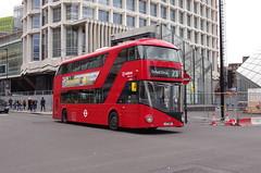 IMGP7531 (Steve Guess) Tags: london bus bloomsbury england gb uk centrepoint newbusforlondon newroutemaster borismaster borisbus wright wrightbus arriva