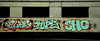 graffiti E19 (wojofoto) Tags: graffiti streetart belgie belgium e19 antwerpen wojofoto wolfgangjosten elas tope sho